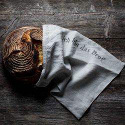 Neu und individuell: Nachhaltiger und praktischer Brotbeutel