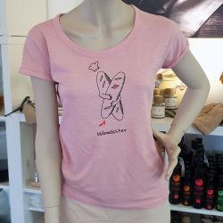 """T-Shirt pink """"Laibwächter"""""""