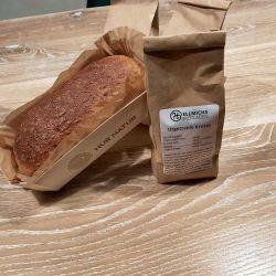 Brotbackmischung von Hellmich