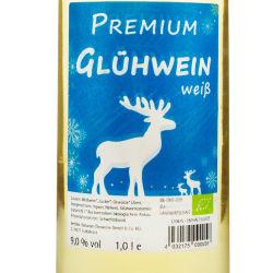 Premium Glühwein weiß 1,0 l