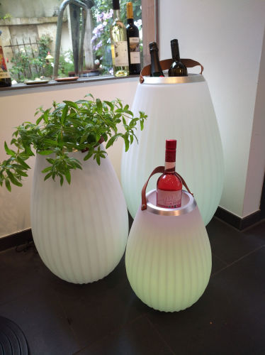 The JOOULY 35 Leuchte, Bluetooth Speaker, Wine Cooler,...